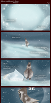 White and Whistler's story: Rekindle (page 1) by VicZar-Skiekatsu