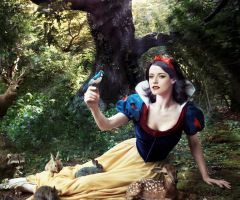 Snow White by Liliah