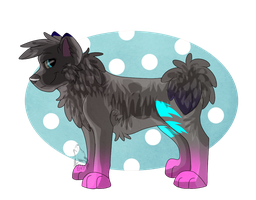 Young Pup by Krissi2197
