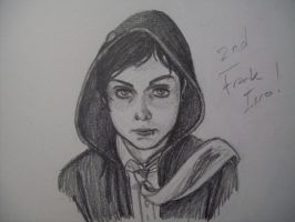 Frank Iero by pistol-paintbrush493
