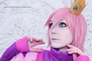 Prince Gumball - Adventure Time by palecardinal