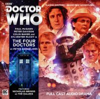 Doctor Who - The Four Doctors by willbrooks