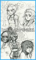 Lilly-Lamb Sketchies 2011 2 by Lilly-Lamb
