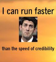 Paul Ryan: Marathon Prevaricator by KeswickPinhead
