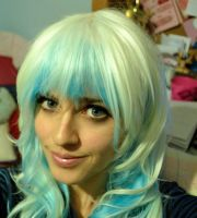 Nia Final Wig+Makeup Test by leppa-berry