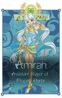 WB: Amirah by Fuouo