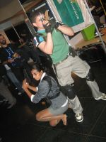 Chris BSAA and Sheva BUSINESS by Chris--Redfield