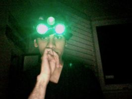 Splinter Cell goggles by W4RH0US3