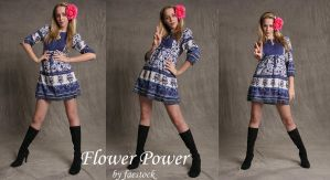 Flower Power7 by faestock