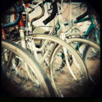 Vintage Bicycles by MorningMorning