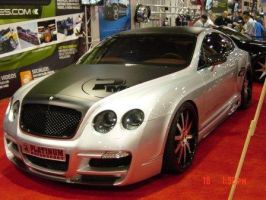 Bentley Continental GT by thorofchaos