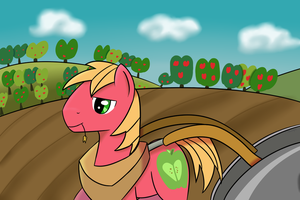 Days in the Fields by ExplainableChaos