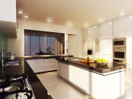 kitchen by vkendesign