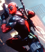 Deadpool by AngryRabbitGmoD