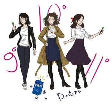 Female DW by ClaudiAPH