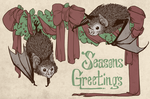 SEASONS GREETINGS by AgentDax