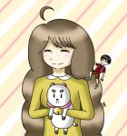 Request- Bee, Ozzyguy, and Puppycat by BritishGentleLady