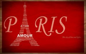 From Paris with love by cyferus