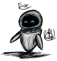 Eve doodleee.. by raych3l