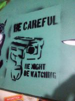 Big Brother is Watching you by byCavalera