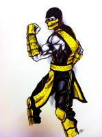 I am Scorpion by In5an1ty