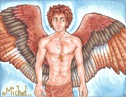 He's an Angel of the Lord by Zolshii