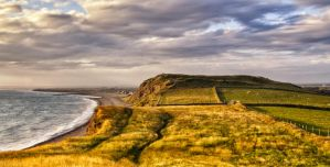 Hill fort by CharmingPhotography