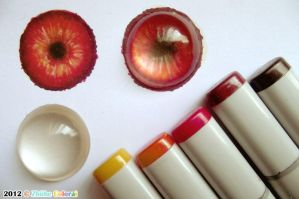 Copic Eyes by Zhiibe