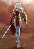 0212 Blood Knight Annalea by aelannacessara