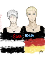 East and West .. two halves of one whole by DStorm1771