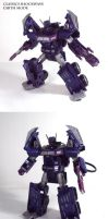 Classics Shockwave: Earth Mode by Unicron9