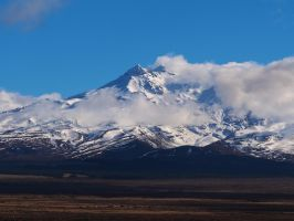 Tongariro National Park by Lyraina