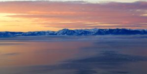 Tahoe Morning Color by sellsworth