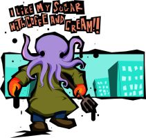 I Like My Sugar With Coffe... by dactiruriruri