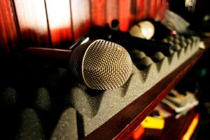 the Microphone by sektor172