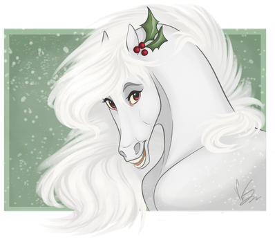 HollySnow by VanyCat