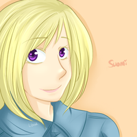 miss Suomi by LibraK