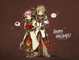 RO: Happy Holidays by finni