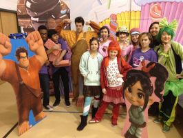 Vanellope Costume in Kids Theatre by shindigapparel