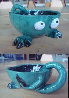 Monster mug 2 by Ulltotten