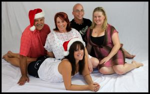A Family Christmas by IgniteImagery