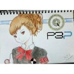 Persona 3 by NNA12