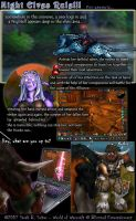 Night Elves Rule by MisticUnicorn
