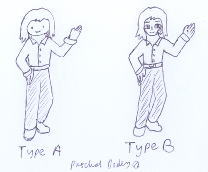 Drawing Style Examples by Animasword