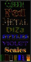 Text styles - 58 by DiZa-74