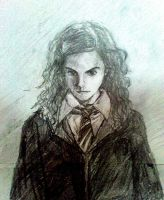 Hermione Granger by alienforce1004