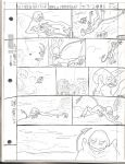 THE ULTIMATE BATTLE pg.137 by DW13-COMICS
