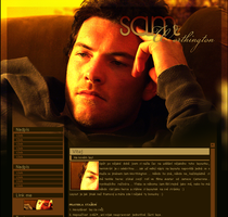 Sam Worthington by VeEee007