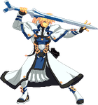 Ky Kiske (Guilty Gear Xrd) by RieyTails