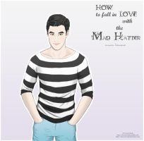 How to Fall in Love with the Mad Hatter: Blaine by OfCourseVlada